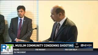 12 News: Ahmadiyya Muslims Phoenix Arizona hold prayer vigil for Orlando Shooting victims