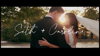 SETH + CAROLINE | A Wedding Film