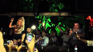 Lee Foss feat. Anabel Englund  - Reverse Skydiving @ Warung Beach Club - Itajaí, SC @ 17/01/2014