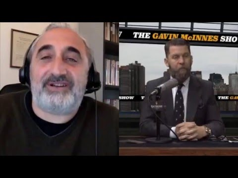 My Chat with Gavin McInnes, Provocateur Extraordinaire (THE SAAD TRUTH_153)