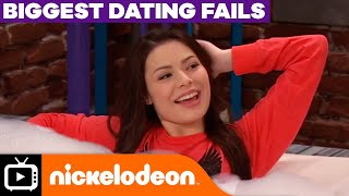 iCarly | Biggest Dating Fails | Nickelodeon UK