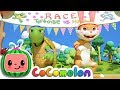 The Tortoise And The Hare CoCoMelon Nursery Rhymes Amp Kids Songs mp3
