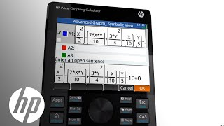 HP Prime: Color Graphing Calculator
