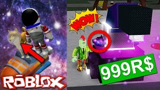 The GALAXY dog! * RAREST EVER * (Roblox Doge Tycoon)