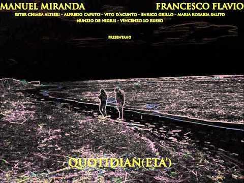 SAREBBE DESIDERIO (PER MISERIA E IGNORANZA) - Manuel Miranda