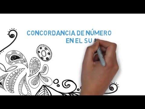 6 Concordancia de número entre el sujeto y verbo, Cuarto grado, Lenguajeиз YouTube · Длительность: 2 мин38 с
