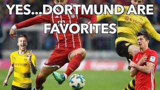 Dortmund vs. Bayern Munich Pre Match Analysis   Bundesliga Preview