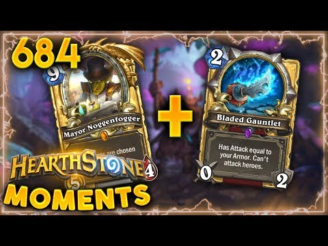 That COMBO...!!! | Hearthstone Daily Moments Ep. 684