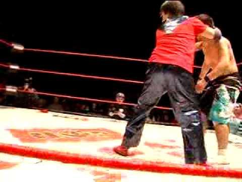 Wrestling: Опасная Зона 7.2