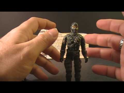 HCC788 - 1984 FIREFLY - G. I. Joe toy review! HD