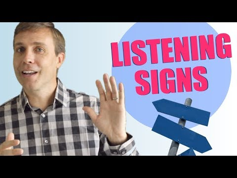 Understanding Signposts   How to Become an Amazing Listener and Speaker