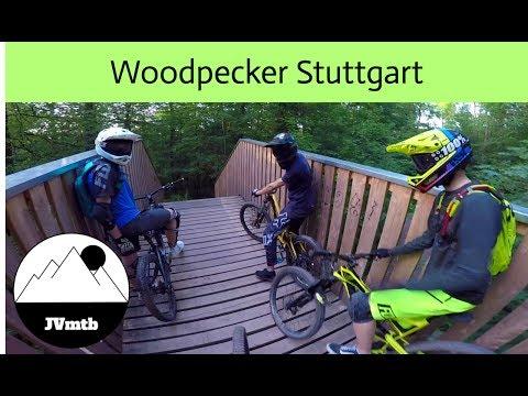 Downhill Stuttgart 2017 - ICH BIN IHNEN EINFACH GEFOLGT!!! 😱