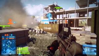 Battlefield 3 - Live Commentary - Conquest on Kharg Island (BF3 Online Multiplayer Gameplay)