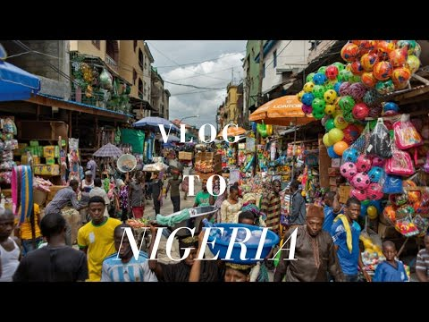 VACATION(Vlog to NIGERIA!!!!)