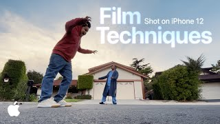 Shot on iPhone |Film Techniques:Behind the Scenes | Apple