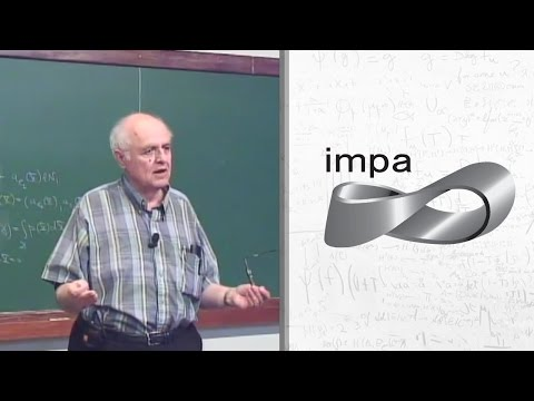 Curso: Hyperbolic Conservation Laws - Aula 01