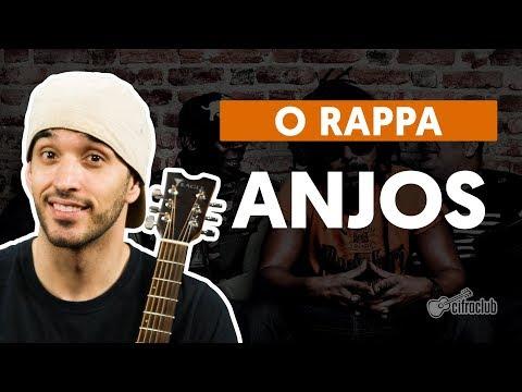 Anjos - O Rappa (aula de violão simplificada)