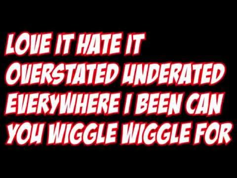 Jason Derulo's Iggle Piggle Wiggle Wiggle Song with Lyrics