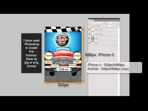 How To Create A Custom App Template