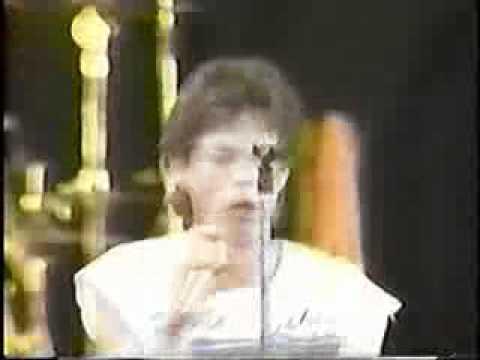 Rolling Stones Satisfaction Toronto 1989