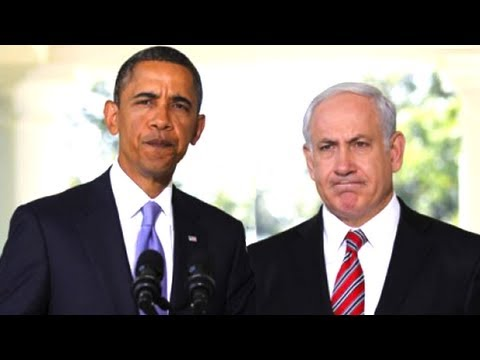 Obama, Netanyahu Tease Reporter Chuck Todd