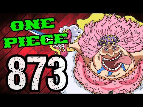 """One Piece Chapter 873 Review """"The Hunger Games"""""""