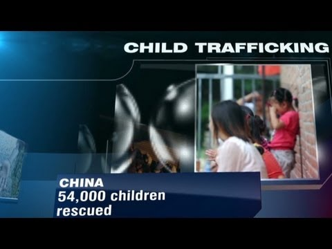 Lee: Baby trafficking in China just tip of iceberg