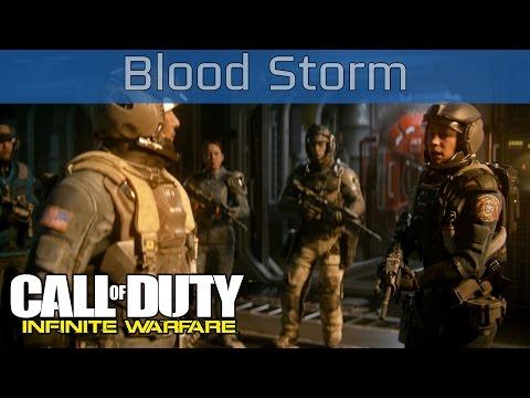 Call of Duty: Infinite Warfare - Operation Blood Storm Walkthrough [HD 1080P/60FPS]