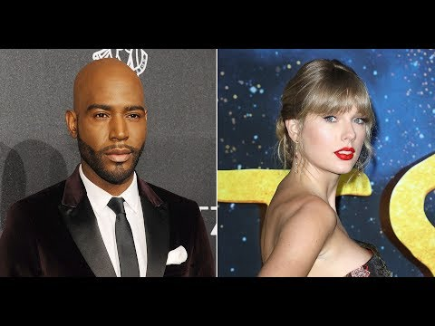 Karamo Brown Doesn't Mind the 'Non-Invite' to Taylor Swift's Birthday Party: 'It's Not Shade'