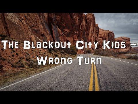 The Blackout City Kids - Wrong Turn [Acoustic Cover.Lyrics.Karaoke]