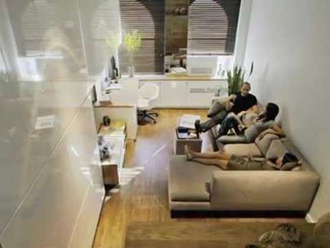 Can You Imagine Live in 46 Sq m Apartment? Here is The Interior Design Ideas