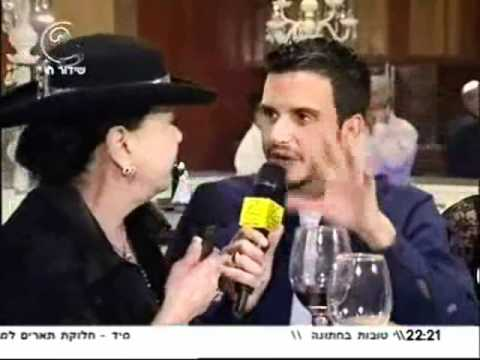 הלנה עמרם בראיון בערוץ 24 - חלק ב'