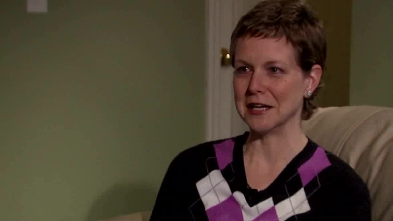 Ovarian Cancer Survivor From Hudson Shares Story Youtube