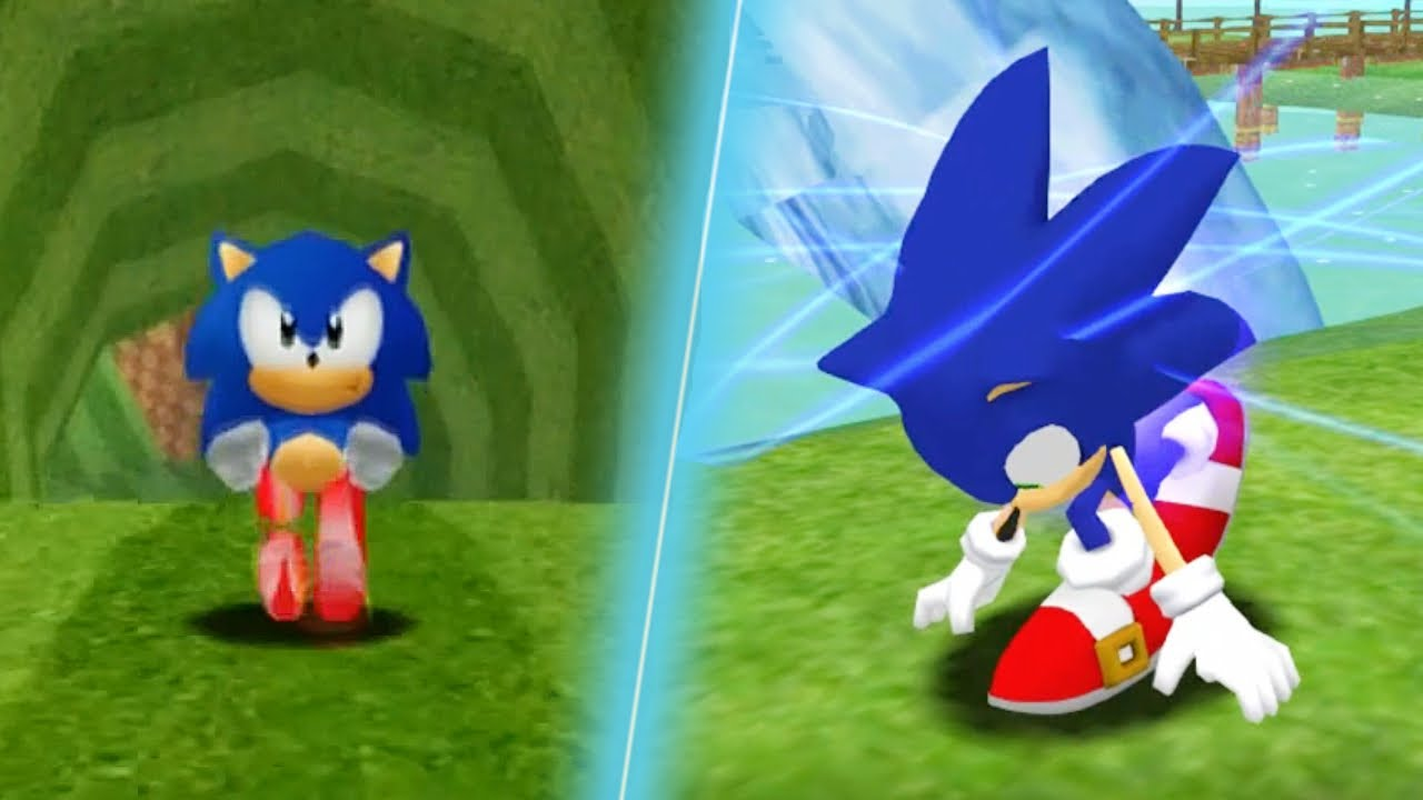 Sonic Adventure: Generations Edition