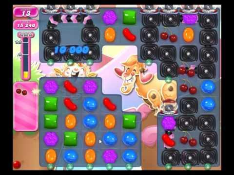 Candy Crush Saga Level 2248 - NO BOOSTERS