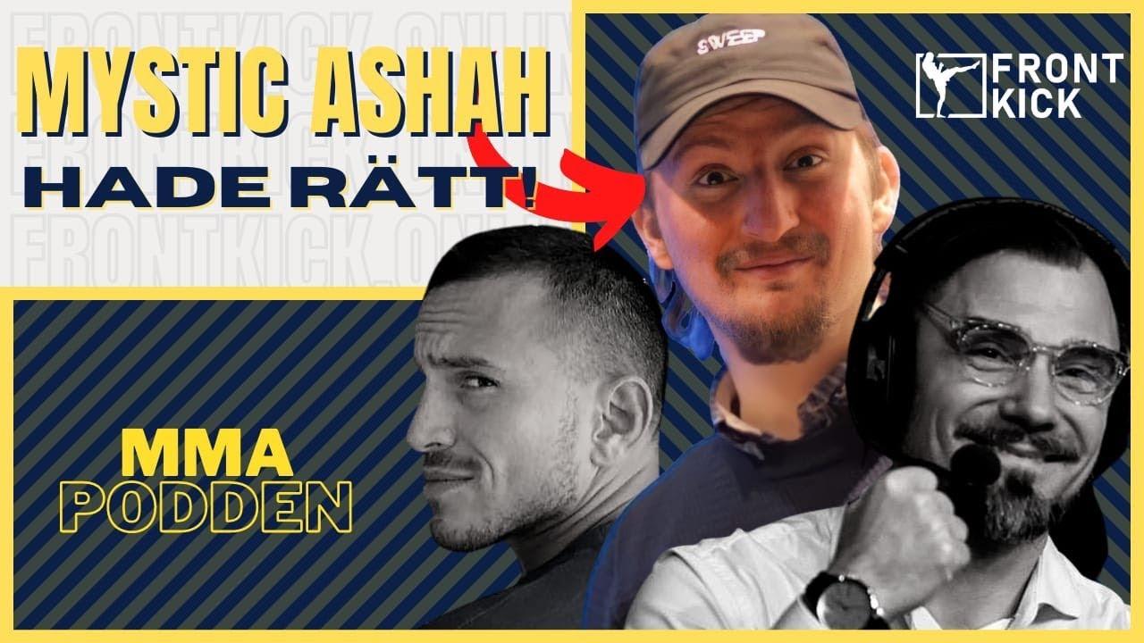 Download ASHAH HADE RÄTT – Dustin Poirier spöade Conor McGregor! **MMA-PODDEN**