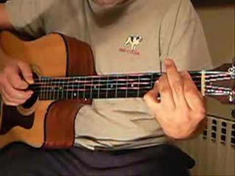 BillbBill guitar instruction for Stagger Lee - Part I