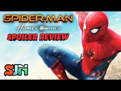 Spider-Man: Homecoming Spoiler Review!