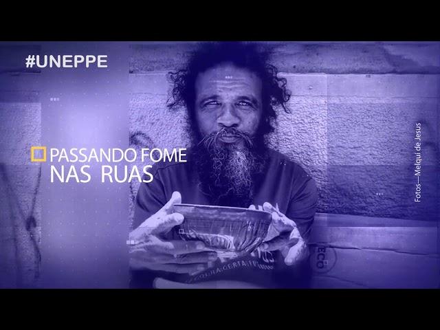 CAMPANHA UNEPPE - SALVE UMA VIDA