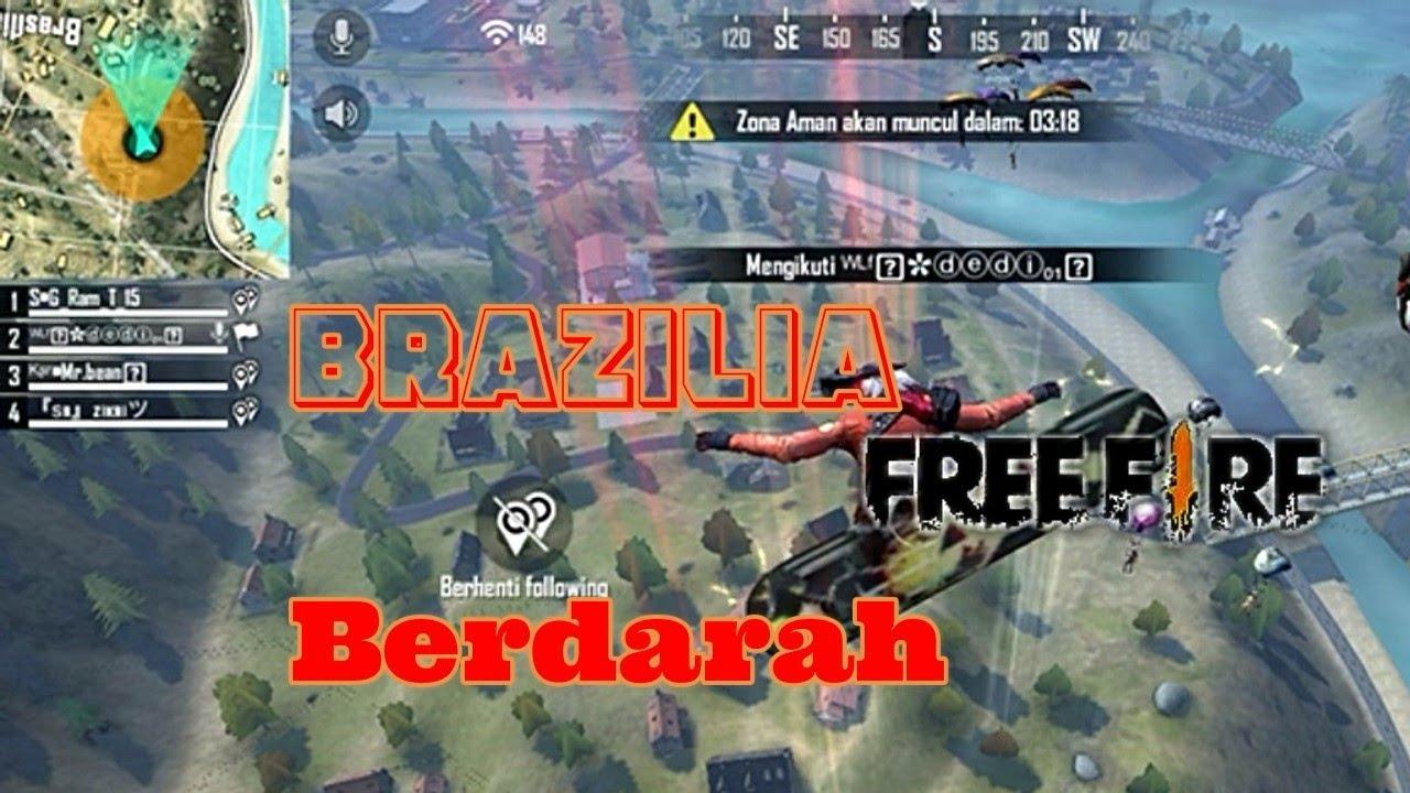 brazilia berdarah| team bar bar free fire | free fire