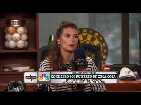 Danica Patrick on The Dan Patrick Show (Full Interview)