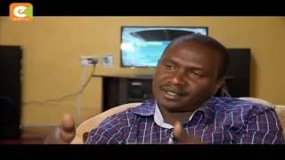Mume wa bingwa wa mbio za mita 5000 azungumza