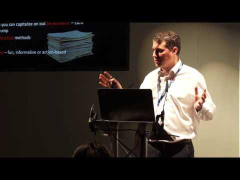 Simon Kingsnorth - Global Head of Digital Marketing - CITI Private Banking