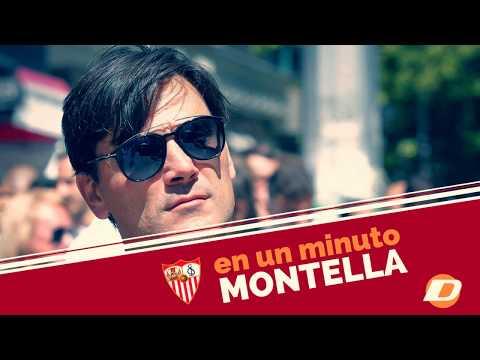 Vincenzo Montella, Nuevo Entrenador del Sevilla FC