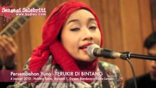 Download Persembahan Yuna TERUKIR DI BINTANG