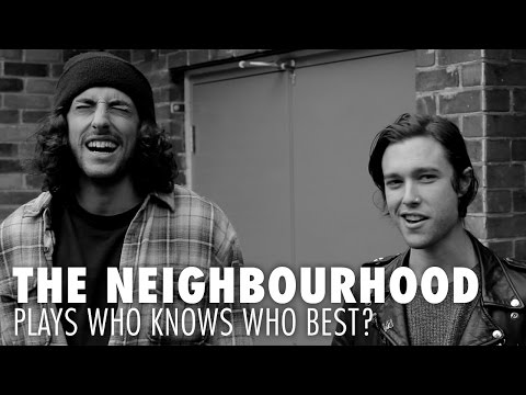 The Neighbourhood Talks Near Death Experiences, Bowls of Cereal & Brandon's First Band