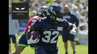 Chris Carson vs. Rashaad Penny: Who Pete Carroll believes is the Seahawks RB of the future?