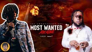 Alkaline DISS Squash Direct In Most Wanted   1 Day Reply OMG!!