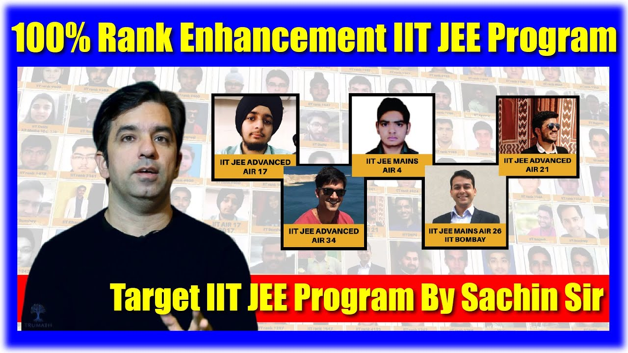 TruMath - Online Mathematics Course For IIT JEE Mains and Advanced