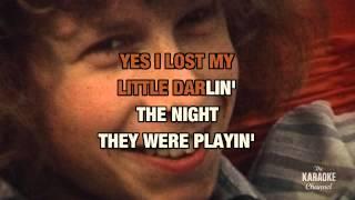 Tennessee Waltz : Eva Cassidy   Karaoke with Lyrics